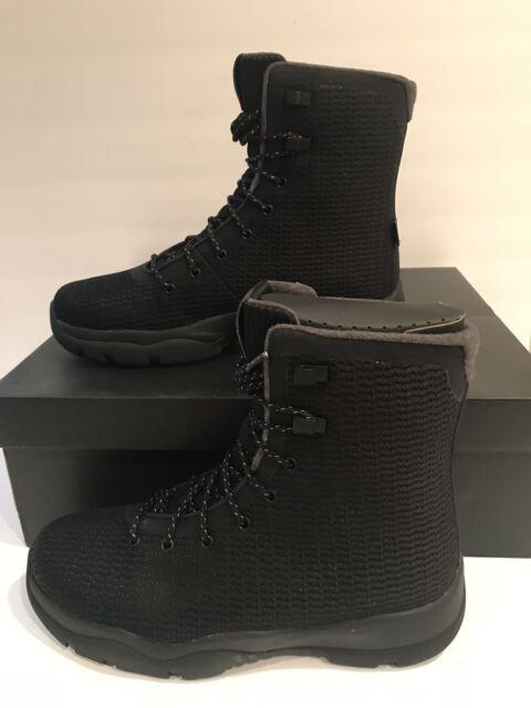 timeless design 22e5d 2e872 Nike Jordan Mens Future Boot 854554 002 Black  Dark Gray Waterproof