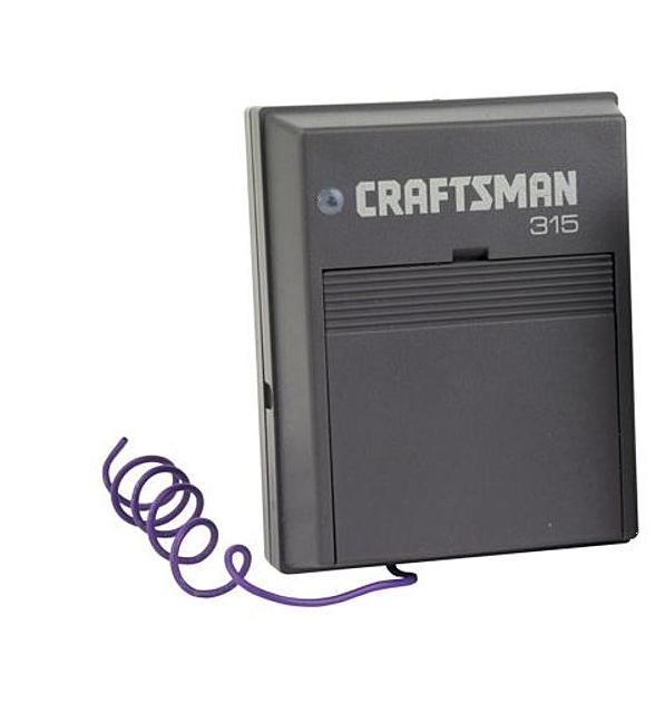 Craftsman Garage Door Opener Dandk Organizer