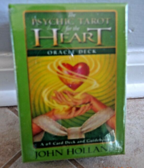 PSYCHIC TAROT CARDS FOR THE HEART DAILY GUIDANCE ORACLE SPIRITUAL WISDOM Holland