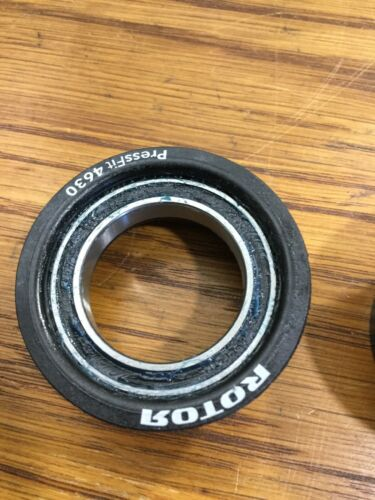 Rotor Press Fit 4630 Cycling Bottom Bracket Missing Shields 6244