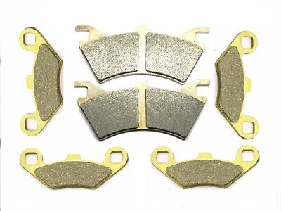 Front Brake Pads For Polaris Ranger 500 6X6 2000