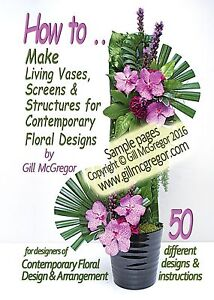 Contemporary-Flower-Arranging-How-to-Make-039-Living-Vases-Screen-amp-Structures