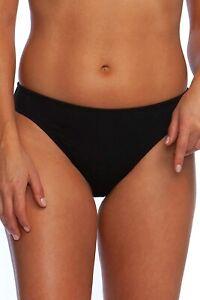 La Blanca 255903 Women's Island Goddess Hipster Bikini Bottom Swimwear Size 4