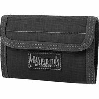 Maxpedition Spartan Wallet Black 229b