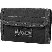 Maxpedition Spartan Wallet Black 229b
