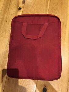 Samsonite-Red-Laptop-Bag-43x32x5cm-VGC