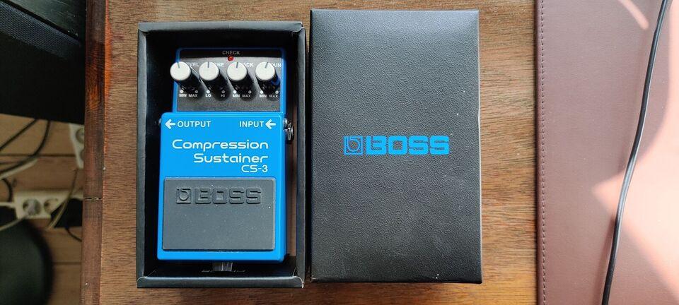 Guitar-pedal, Boss CS-3