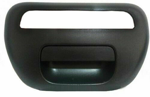 Tailgate Rear Exterior Door Handle Black For Mitsubishi L200 2006 Onwards