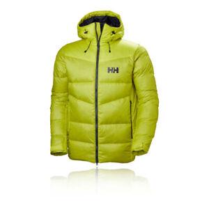 brand new 8d523 c3cbd Dettagli su Helly Hansen Uomo Vanir Icefall Giacca Imbottita Piumino Verde  Sport Outdoor