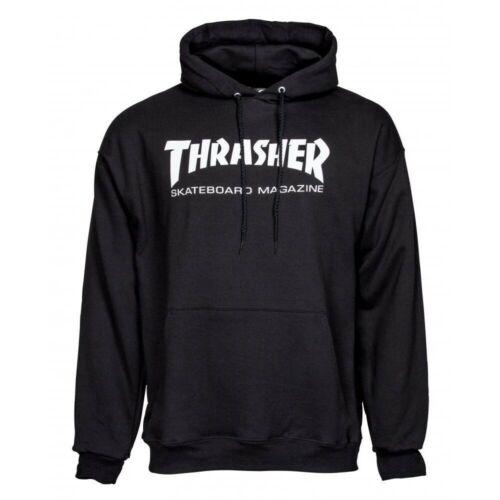 Thrasher Skate Mag Hoody Black