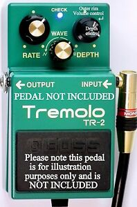 new modify your boss tr 2 tr2 with this guitar effects pedal diy kit mod ebay. Black Bedroom Furniture Sets. Home Design Ideas
