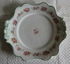 C1840 primeros victoriano John Ridgway 6068 manejado torta o Bread & Butter Plate