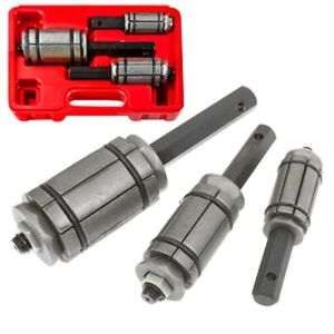 3 Pc Muffler Tail And Exhaust Pipe Expander Tool Set Ebay