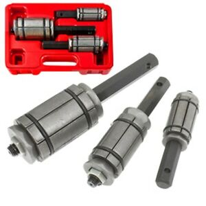 exhaust pipe expander 3 pc muffler and exhaust pipe expander tool set 29390