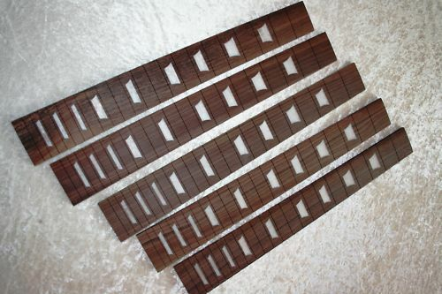 1 Palisander Griffbrett fretboard crown inlays Les Paul 12