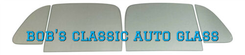 1948 1949 1950 1951 1952 1953 Dodge B Series Pickup Panel Pair Vent /& Door Glass