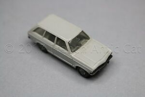 Y1039-Herpa-Ho-voiture-Opel-Ascona-voyage-gris