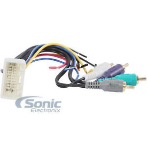 [SCHEMATICS_44OR]  SCOSCHE TA03HB Wire Harness for Select Toyota 1999-2004 33991027053 | eBay | Scosche Wiring Harness 1999 Toyota |  | eBay