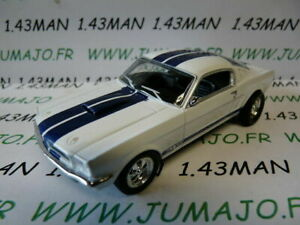 DC12N-VOITURE-1-43-IXO-deagostini-russe-dream-cars-FORD-Mustang-SHELBY-350-GT