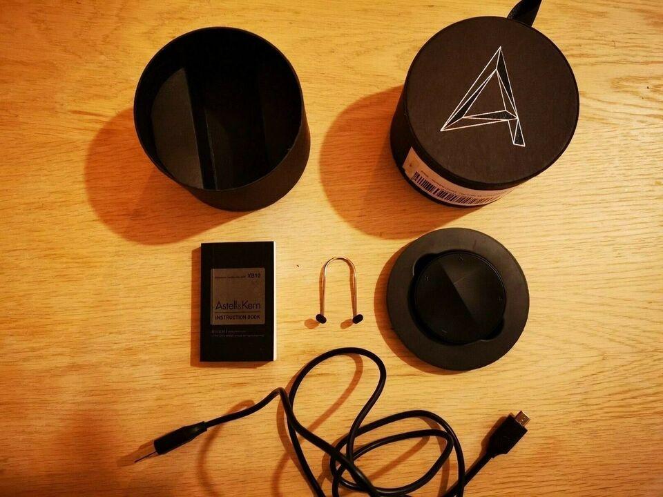 Hovedtelefonforstærker, Andet, Astell And Kern XB10