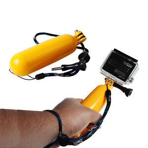 Float-Handstativ-GoPro-Hero-1-2-3-4-4-Hero-3-fuer-Wassersport-fuer-GoPro