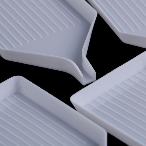 10pcs DIY Diamond Tray Drill Plate Painting Accessories Diamond Painting ToBCD