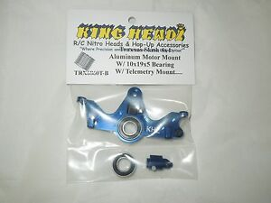 KING-HEADZ-1-10-TRAXXAS-SLASH-STAMPEDE-4x4-BLUE-Alloy-Motor-Mount-khz-6860T-B