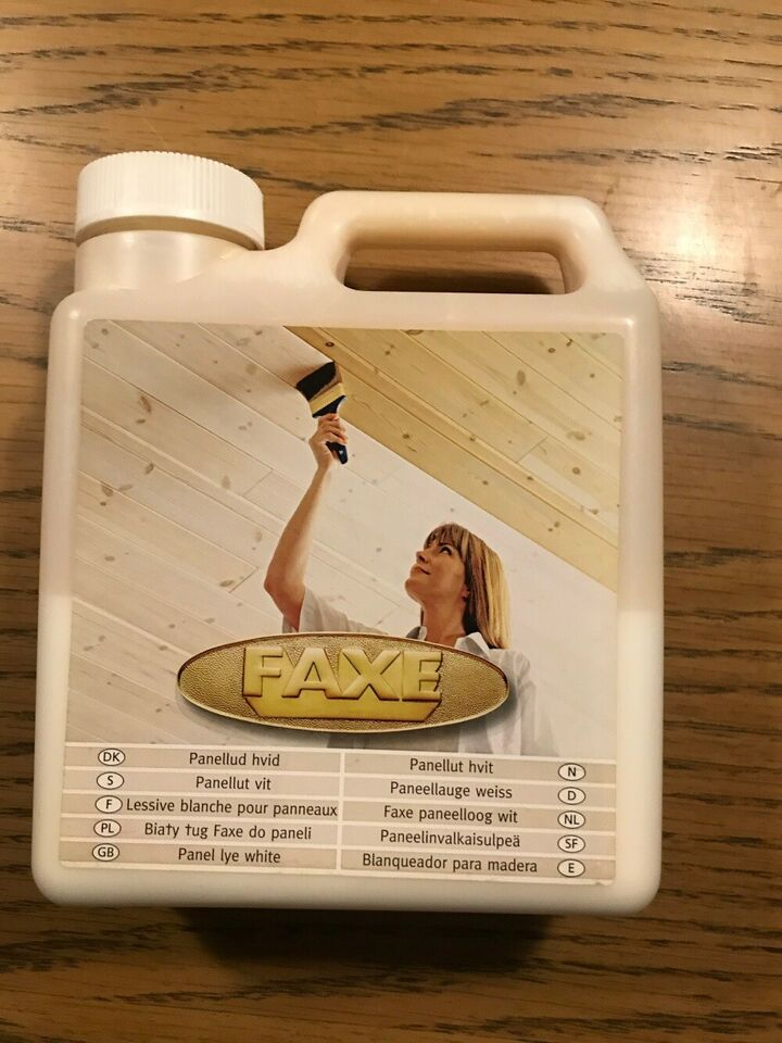 Panellud, Faxe, 1 liter