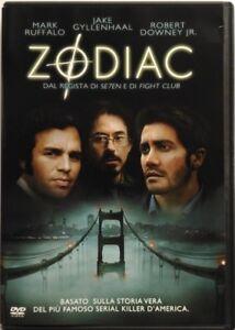 Dvd-Zodiac-por-David-Fincher-2007-Usado