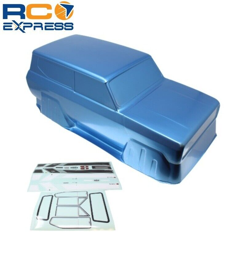 rossocat Racing blu Body Gen 8 RER11398