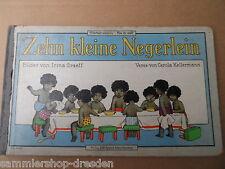 10824 Kellerman Graeff Zehn kleine Negerlein unzereissbar was ihr wollt Spear