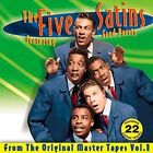 The Original Master Tapes Collection, Vol. 1 by The Five Satins (CD, Mar-2006, Collectables)