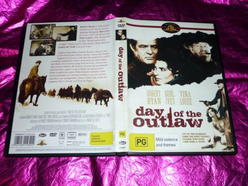 1 of 1 - DAY OF THE OUTLAW : (DVD, PG)