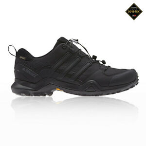 Adidas-Homme-Terrex-Swift-R2-GORE-TEX-Chaussures-De-Marche-Noir-Sports-Eau-Baskets