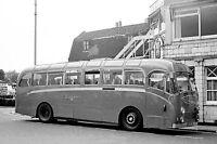 Southdown 1803 LCD203 Leyland Royal Tiger 6x4 Bus Photo Ref P109