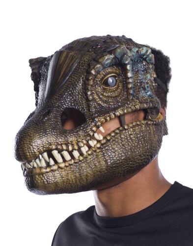 Jurassic World 2 Mens Adult Baryonyx Dinosaur Movable Jaw Costume Mask