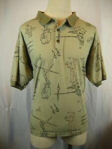 d91fe8f04de9f6 Mens Vtg GIVENCHY Activewear SS Cotton Blend Golf Polo Casual Shirt ...