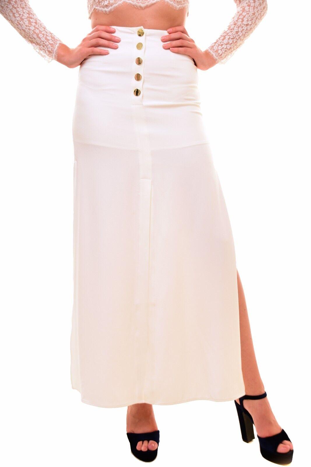 Finders Keepers Elegant Wonderful Stylish Maddox Skirt Cloud S RRP  BCF79