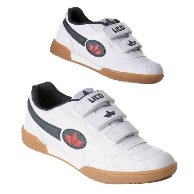 Kleidung & Accessoires Lico Indoor V Teens Sneaker Freizeitschuh Turnschuh Sportschuh Hallenschuh