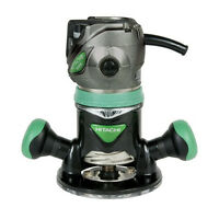 Hitachi 2-1/4 Hp Variable Speed Fixed Base Router M12vc on sale