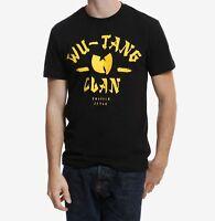 Wu-tang Clan Wu-tang Shaolin Style Logo Gza-rza-odb T-shirt Licensed