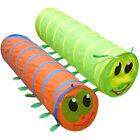 Kids Children Pop Up Playhut Crawl Tunnel Indoor Outdoor Garden Play Tent Toy #L