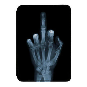 X-Ray-Middle-Finger-Funny-Kindle-Paperwhite-Touch-PU-Leather-Flip-Case-Cover