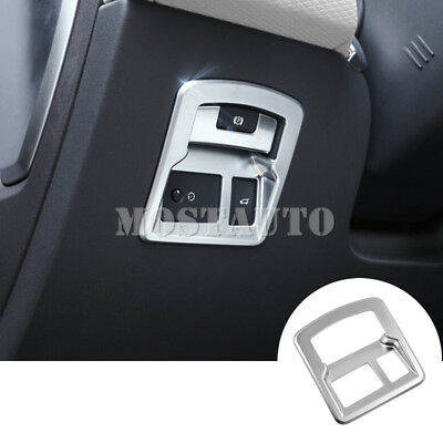 For Maserati Levante ABS Inner Rear Trunk Switch Frame Trim Cover 1pcs 2016-2019