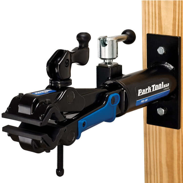 Park Tool PRS-4 W-2 Bicycle Bike Repair Stand Wall mount & 100-3d Clamp