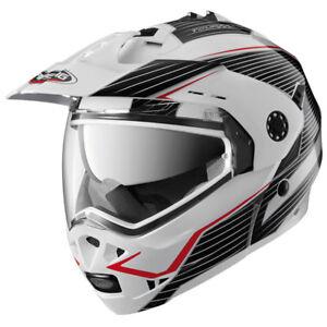 Caberg-Tourmax-Sonic-motorcycle-helmet-white-black-red-Motorbike