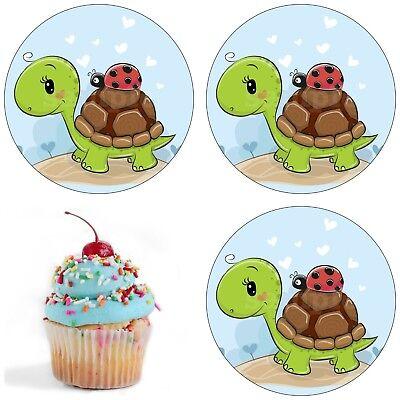 Der kleine Maulwurf Eßbar Tortenbild Tortenaufleger Party Deko Geburtstag Muffin
