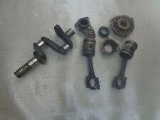 John Deere H Engine Crankshaft Pistons And Rods With Main Bearings Housing