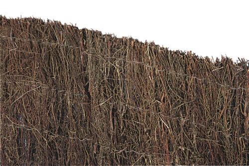 dimensioni 1.5x5 m VERDELOOK Arella Brezo in erica naturale spessa 1.5 cm circa