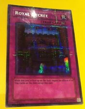 Royal Decree HL03-EN006 Hobby League Ultra Parallel